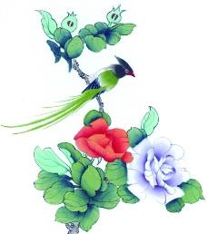 花鸟国画0068