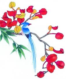 花鸟国画0069