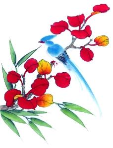 花鸟国画0064