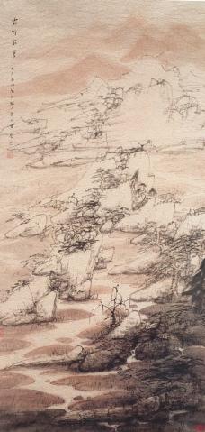 中国现代山水0114