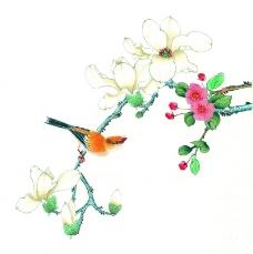 花鸟国画0063