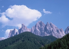 壮丽山景0134