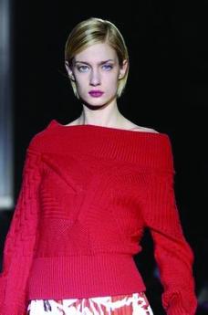 米兰2004女装秋冬新品发布会0271