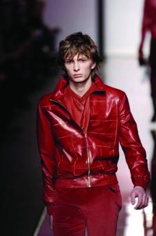 米兰2004秋冬新品发布会0078