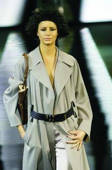 米兰2004女装秋冬新品发布会0290