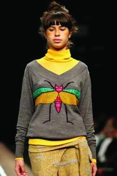 里约热内卢2004女装秋冬新品发布会0130