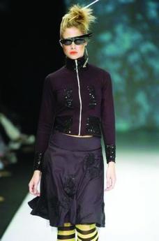 里约热内卢2004女装秋冬新品发布会0036