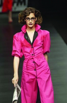 里约热内卢2004女装秋冬新品发布会0098