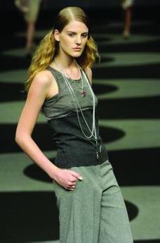 里约热内卢2004女装秋冬新品发布会0052