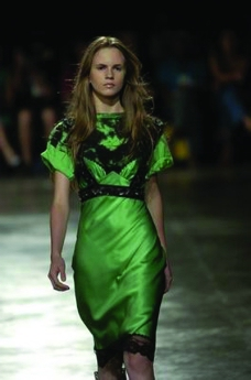 Sao Paul 女装冬季新品发布0120