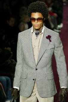 巴黎2004男装冬季发布会0186