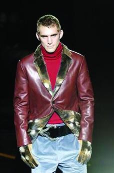 米兰2004秋冬新品发布会0115