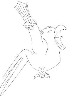 动物漫画1167