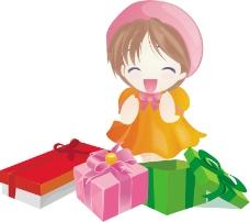 节日礼物0338