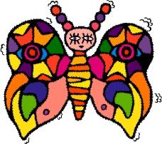 昆虫蝴蝶0168