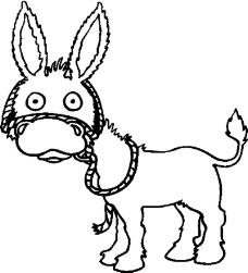 动物漫画2174