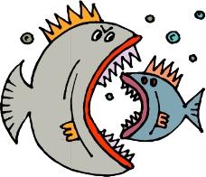 水中动物0163