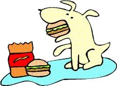 动物漫画2692