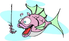 水中动物0239