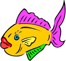 水中动物0295
