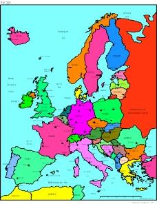 世界地图0919