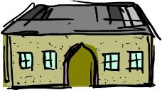 卡通建筑0288