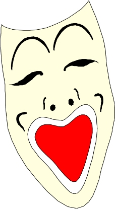 调皮的微笑 公鸡的表情_日常生活_矢量图_图行天下图库