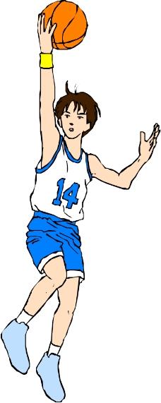 篮球运动0104