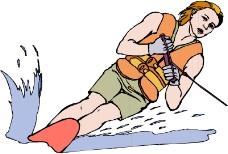 水上运动0448