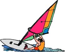 水上运动0416