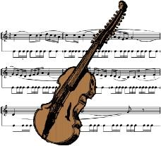 乐器0884