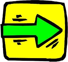 方向标识0283