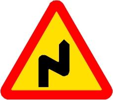 交通标识0176