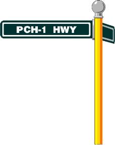 交通标识0442