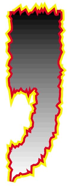 转弯箭头0049_标识符号_矢量图_图行天下图库