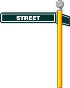 交通标识0437