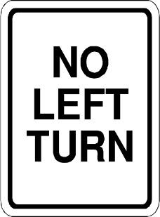 交通标识0325