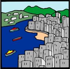 城市风景0449