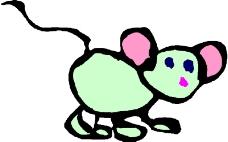 动物形象0431