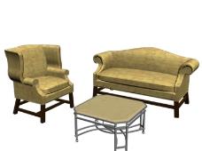 外国沙发0040